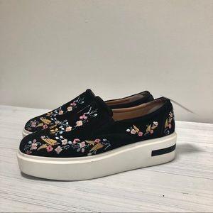 Linea Paolo Platform Sneakers